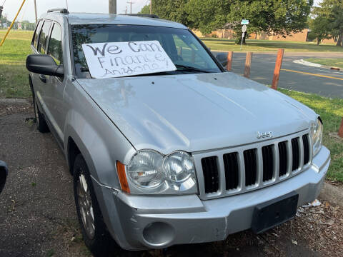 2006 Jeep Grand Cherokee for sale at Continental Auto Sales in White Bear Lake MN