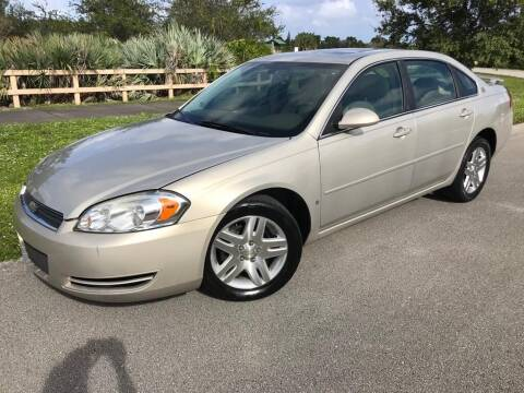 2008 Chevrolet Impala for sale at Deerfield Automall in Deerfield Beach FL