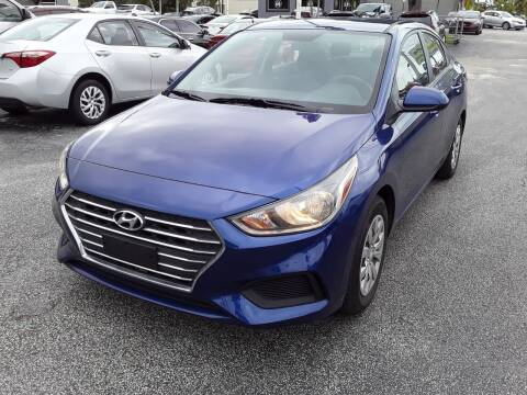 2019 Hyundai Accent for sale at YOUR BEST DRIVE in Oakland Park FL