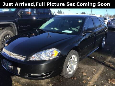 2013 Chevrolet Impala for sale at Royal Moore Custom Finance in Hillsboro OR