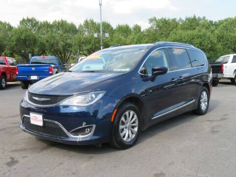 2018 Chrysler Pacifica for sale at Low Cost Cars North in Whitehall OH
