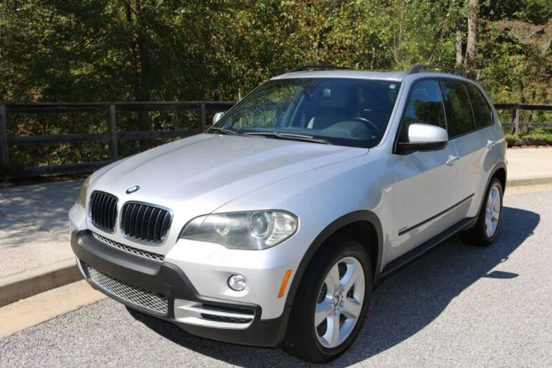 2008 BMW X5 for sale at Evolve Autos, LLC in Lawrenceville GA