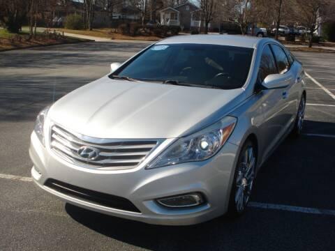 2013 Hyundai Azera for sale at Uniworld Auto Sales LLC. in Greensboro NC
