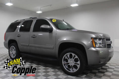 2008 Chevrolet Tahoe for sale at Copple Chevrolet GMC Inc in Louisville NE