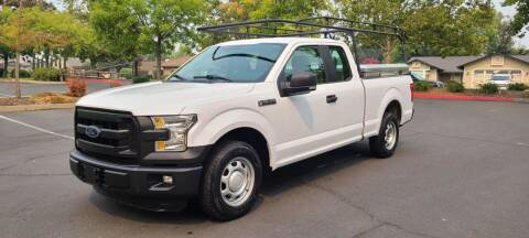 2015 Ford F-150 for sale at Cars R Us in Rocklin CA