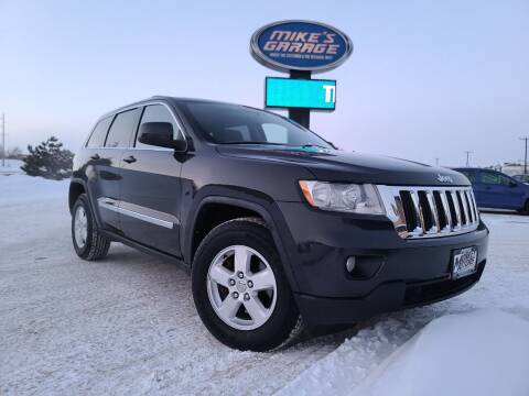 2011 Jeep Grand Cherokee for sale at Monkey Motors in Faribault MN