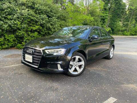2017 Audi A3 for sale at Uniworld Auto Sales LLC. in Greensboro NC