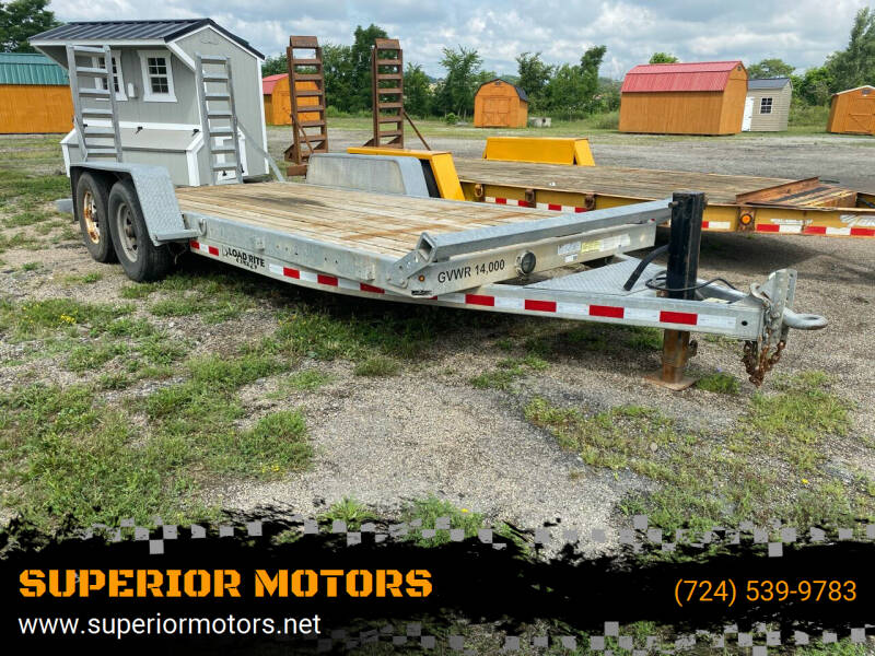 2015 Load Rite Elite for sale at SUPERIOR MOTORS in Latrobe PA