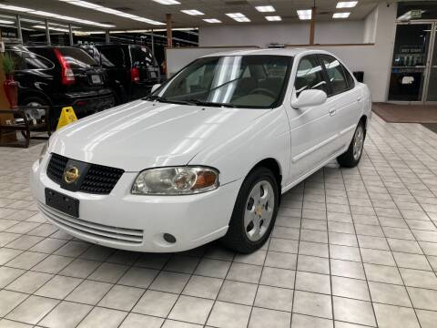 2006 Nissan Sentra for sale at PRICE TIME AUTO SALES in Sacramento CA