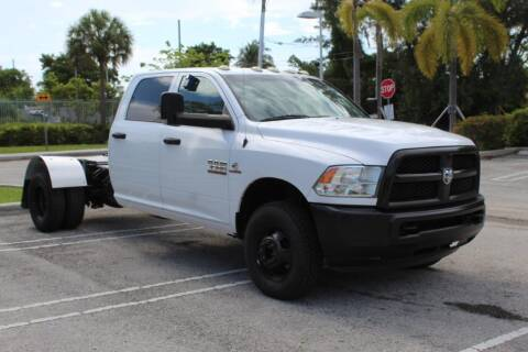 2015 RAM Ram Chassis 3500 for sale at Truck and Van Outlet in Miami FL
