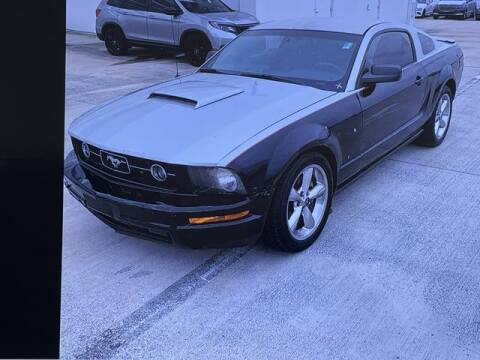 2008 Ford Mustang for sale at Global Pre-Owned in Fayetteville GA