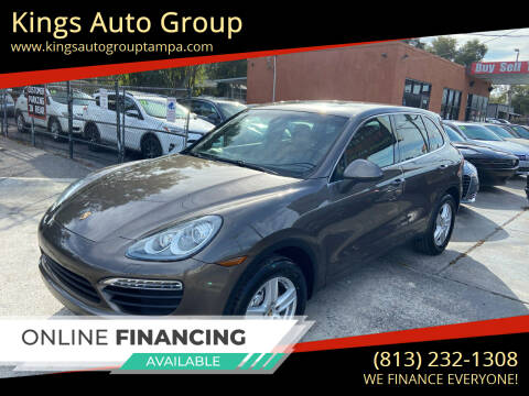2011 Porsche Cayenne for sale at Kings Auto Group in Tampa FL