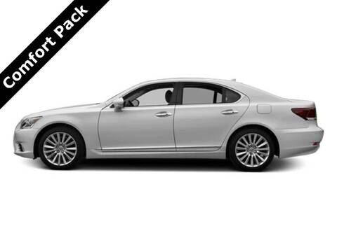 2014 Lexus LS 460 for sale at Coast to Coast Imports in Fishers IN