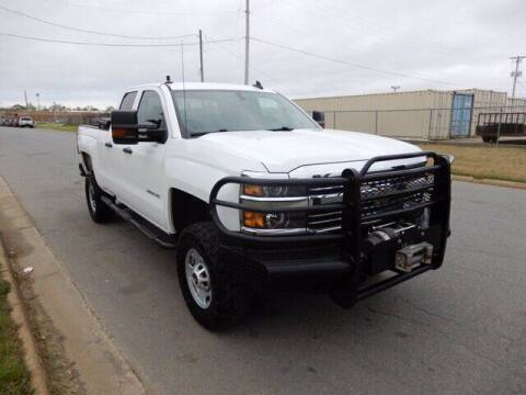 2016 Chevrolet Silverado 2500HD for sale at Hickory Used Car Superstore in Hickory NC