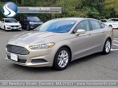 2015 Ford Fusion for sale at 1 North Preowned in Danvers MA