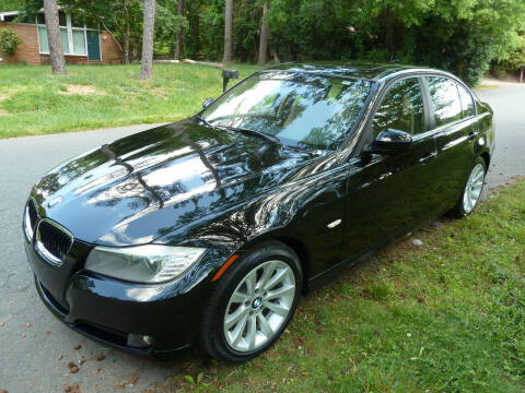 2011 BMW 3 Series for sale at Templar Auto Group in Matthews NC
