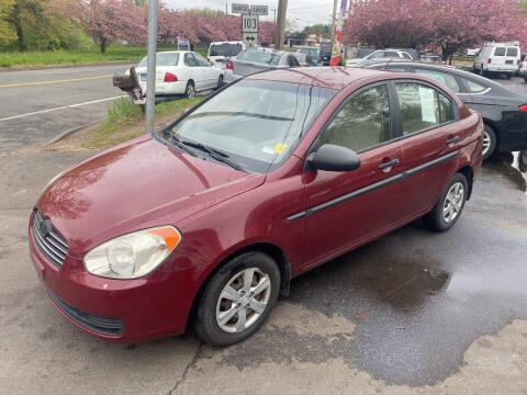 2009 Hyundai Accent for sale at Vuolo Auto Sales in North Haven CT
