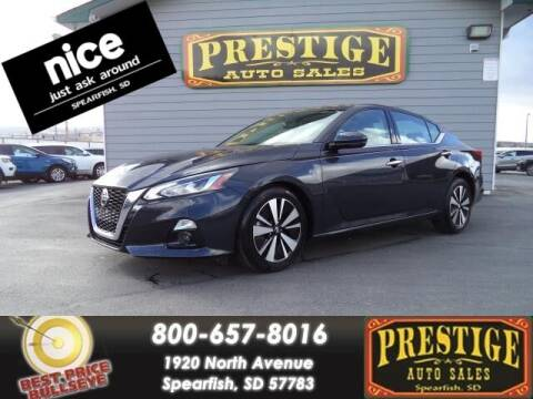 2019 Nissan Altima for sale at PRESTIGE AUTO SALES in Spearfish SD