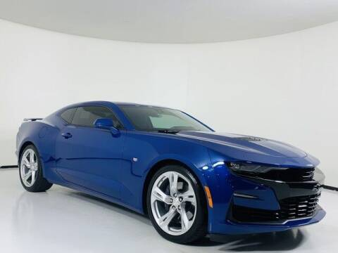 2019 Chevrolet Camaro for sale at Luxury Auto Collection in Scottsdale AZ
