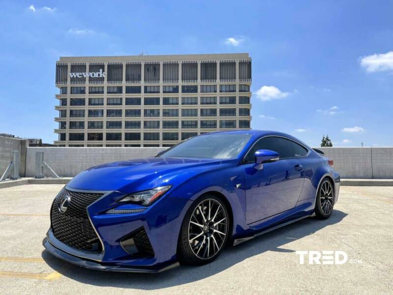 2015 Lexus RC F for sale in Los Angeles, CA