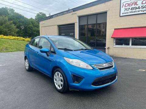 2012 Ford Fiesta for sale at I-Deal Cars LLC in York PA