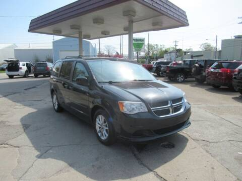 2014 Dodge Grand Caravan for sale at Perfection Auto Detailing & Wheels in Bloomington IL