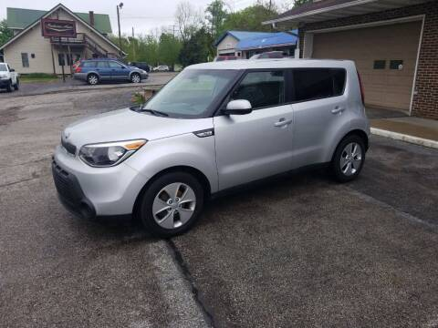 2015 Kia Soul for sale at Indiana Auto Sales Inc in Bloomington IN