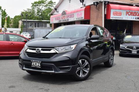 2018 Honda CR-V for sale at Foreign Auto Imports in Irvington NJ