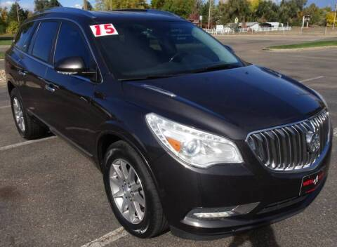 2015 Buick Enclave for sale at VISTA AUTO SALES in Longmont CO
