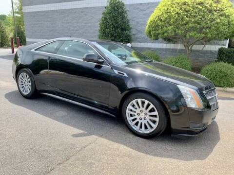 2011 Cadillac CTS for sale at Weaver Motorsports Inc in Cary NC