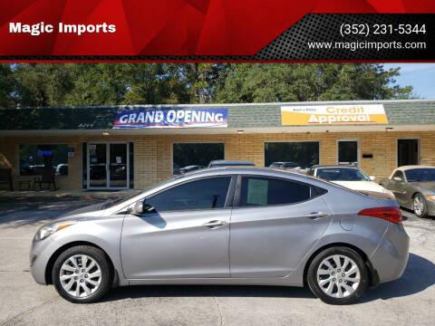 2013 Hyundai Elantra for sale at Magic Imports in Melrose FL
