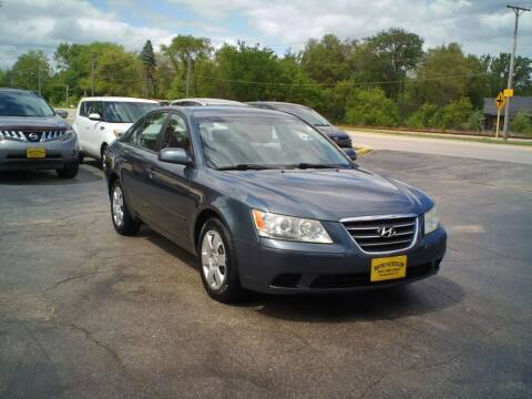 2009 Hyundai Sonata for sale at BestBuyAutoLtd in Spring Grove IL