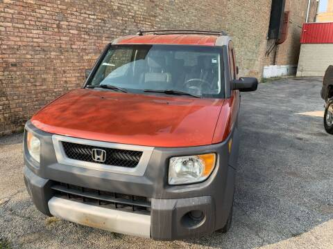 2004 Honda Element for sale at Alpha Motors in Chicago IL