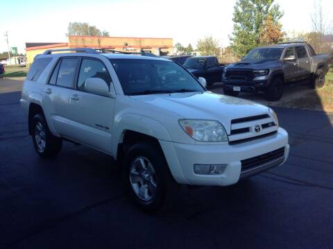 2004 Toyota 4Runner for sale at Bruns & Sons Auto in Plover WI