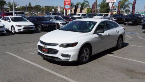 2017 Chevrolet Malibu for sale at Choice Motors in Merced CA