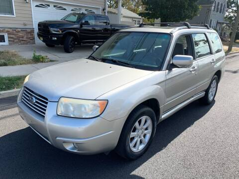2007 Subaru Forester for sale at Jordan Auto Group in Paterson NJ