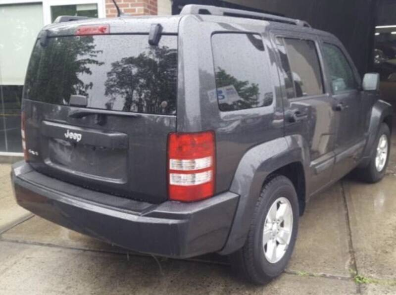 2011 Jeep Liberty for sale at Father & Sons Auto Sales in Leeds NY