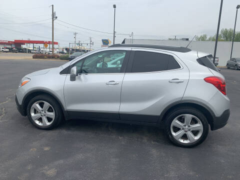 2015 Buick Encore for sale at Auto Credit Xpress in Jonesboro AR