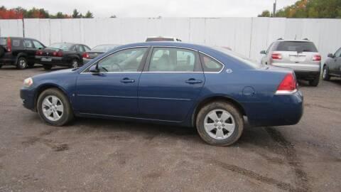2006 Chevrolet Impala for sale at Superior Auto of Negaunee in Negaunee MI