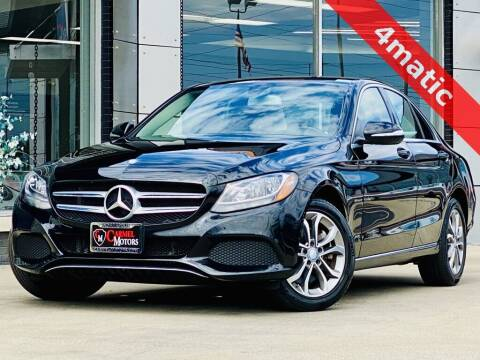2015 Mercedes-Benz C-Class for sale at Carmel Motors in Indianapolis IN