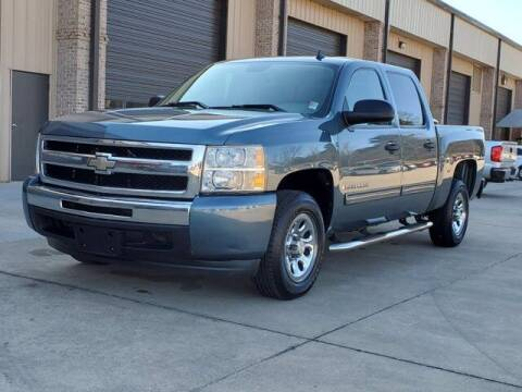 2009 Chevrolet Silverado 1500 for sale at Best Auto Sales LLC in Auburn AL