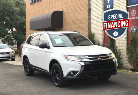 2018 Mitsubishi Outlander for sale at Auto Imports in Houston TX