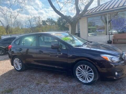 2012 Subaru Impreza for sale at Wallers Auto Sales LLC in Dover OH