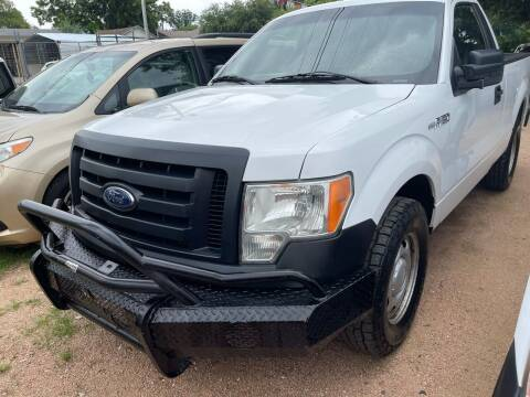 2011 Ford F-150 for sale at S & J Auto Group in San Antonio TX