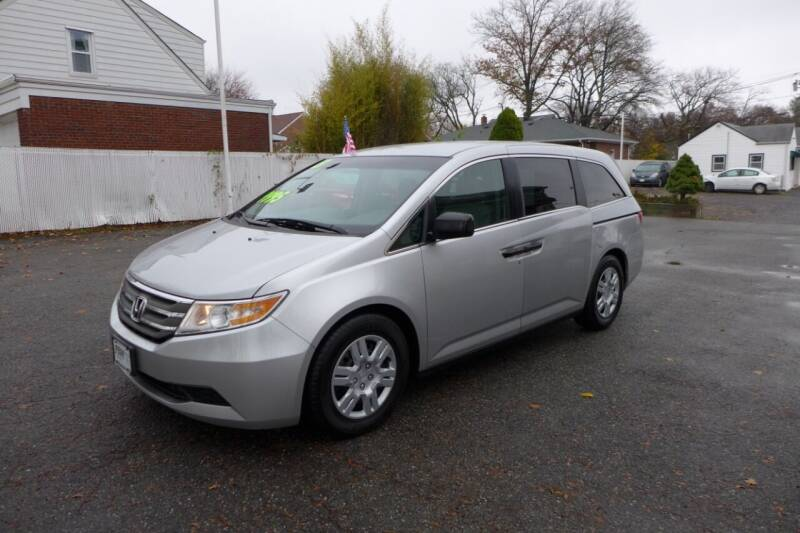 2013 Honda Odyssey for sale at FBN Auto Sales & Service in Highland Park NJ