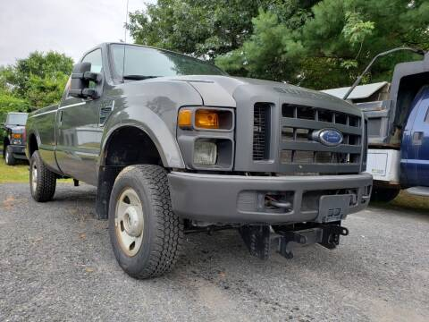 2008 Ford F-250 Super Duty for sale at Jacob's Auto Sales Inc in West Bridgewater MA