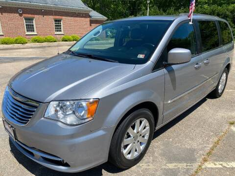 2015 Chrysler Town and Country for sale at Hilton Motors Inc. in Newport News VA
