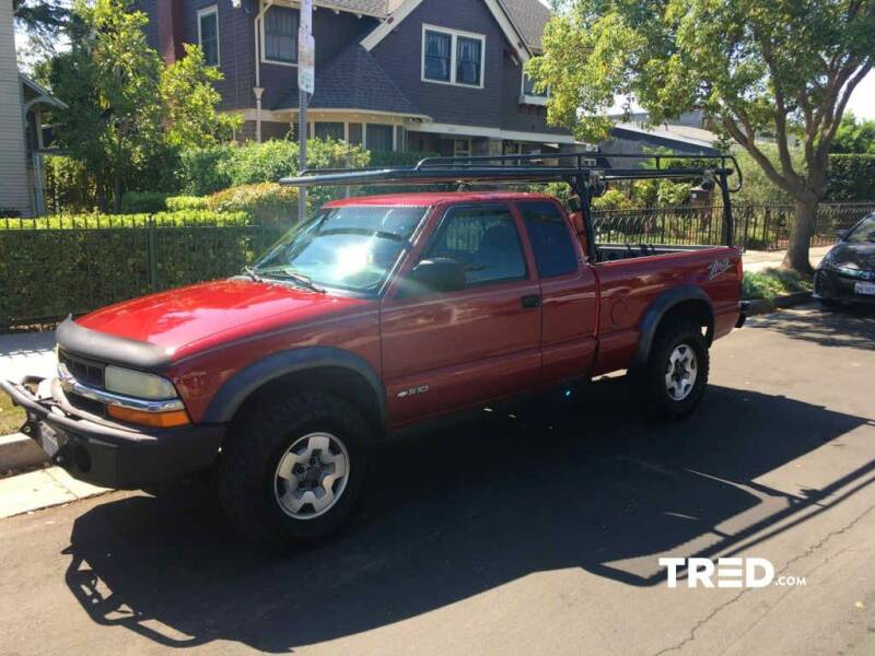 2003 Chevrolet S-10 for sale in Los Angeles, CA