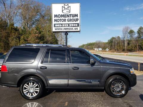 2007 Lincoln Navigator for sale at Momentum Motor Group in Lancaster SC