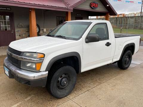 2005 Chevrolet Colorado for sale at Affordable Auto Sales in Cambridge MN